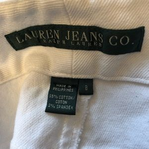 Ralph Lauren Pants - RL White Pants